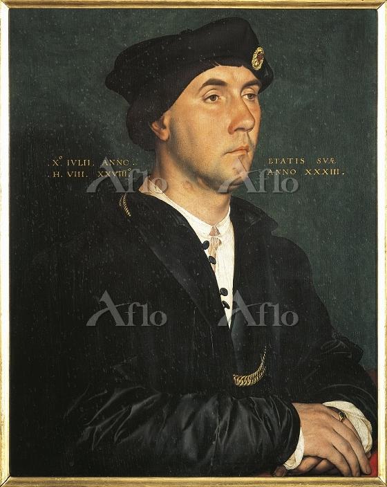 ハンス・ホルバイン(子) 「リチャード・サウスウェル卿の肖像・・・