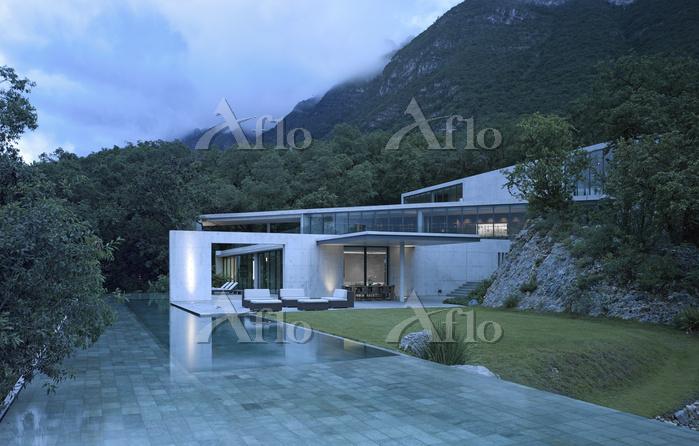 メキシコ モンテレイの住宅
