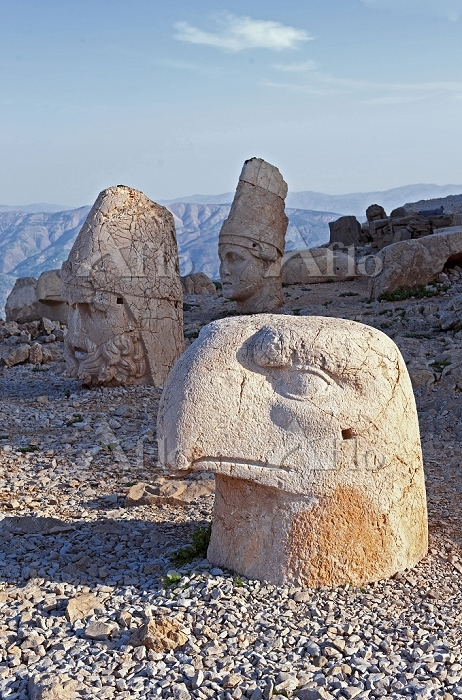 Turkey, Eastern Anatolia, Nemr・・・