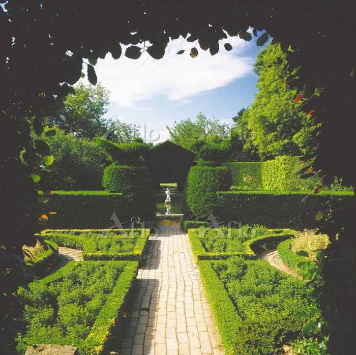 イギリス ヒドコート・マナー・ガーデン