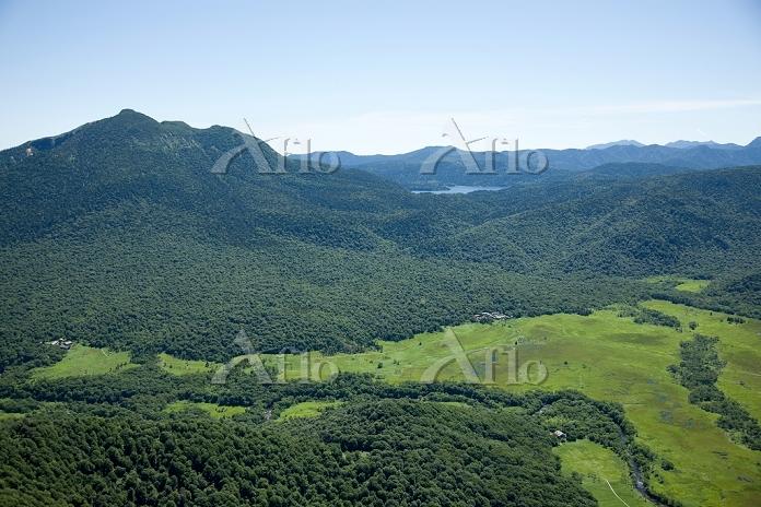 尾瀬ヶ原と燧ケ岳(尾瀬国立公園 日本百景)