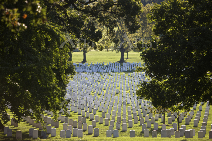 Arlington National Cemetery, A・・・