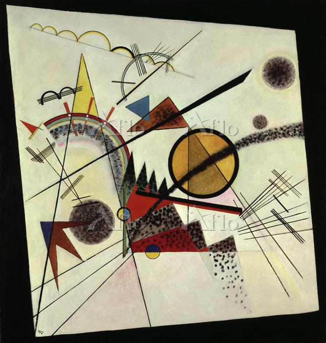 Kandinsky, Wassily, 1866-1944.・・・