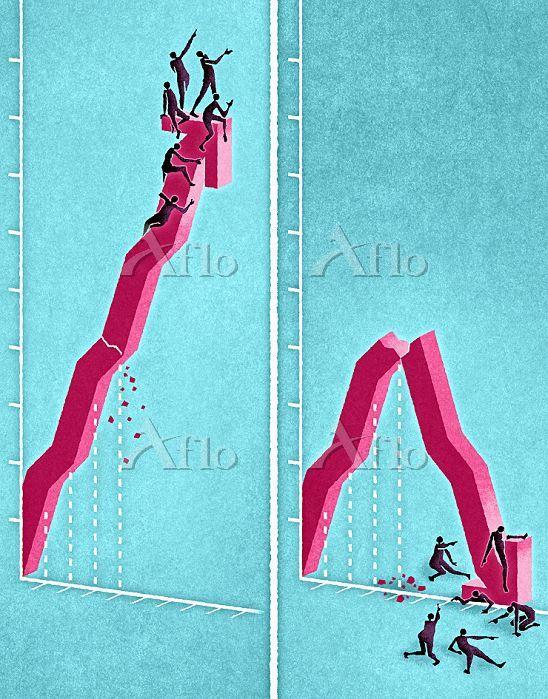 Unstable arrow and broken arro・・・