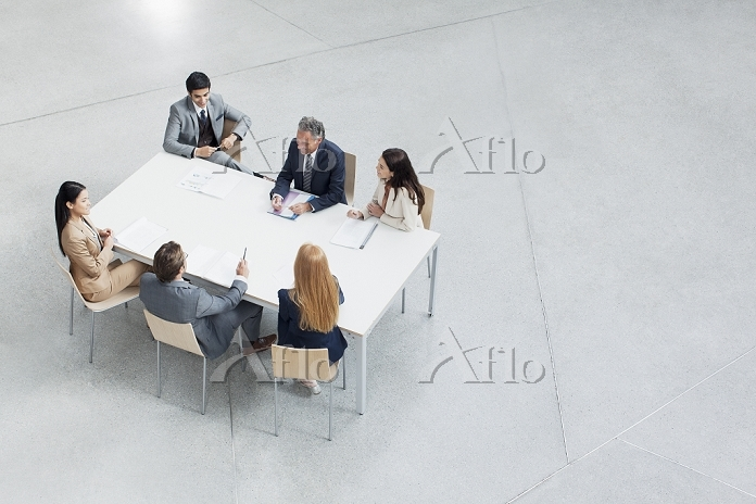 ビジネス 会議