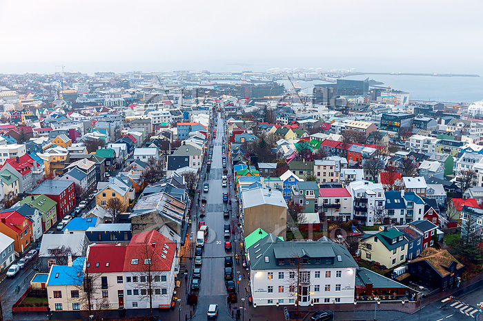 アイスランド レイキャビック