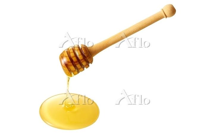 垂れるハチミツ