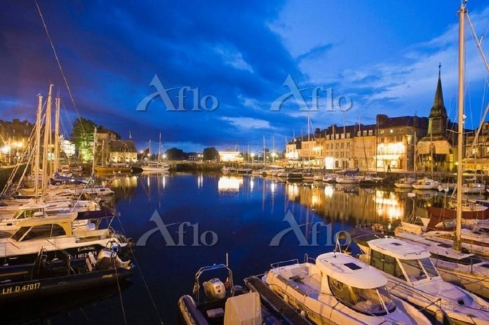 Vieux Bassin (Old Port), Honfl・・・