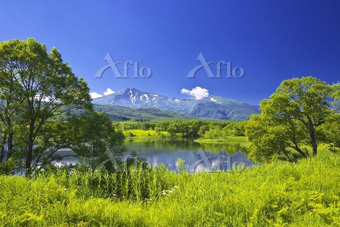 秋田県 鳥海山