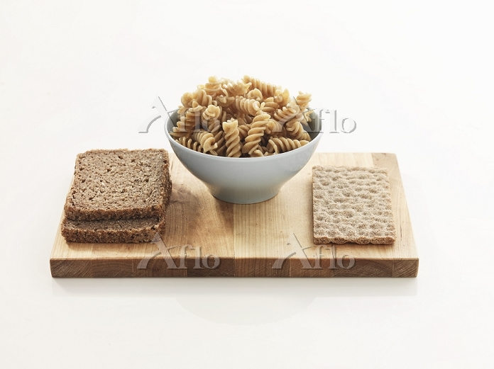 Wholemeal bread, wholemeal pas・・・