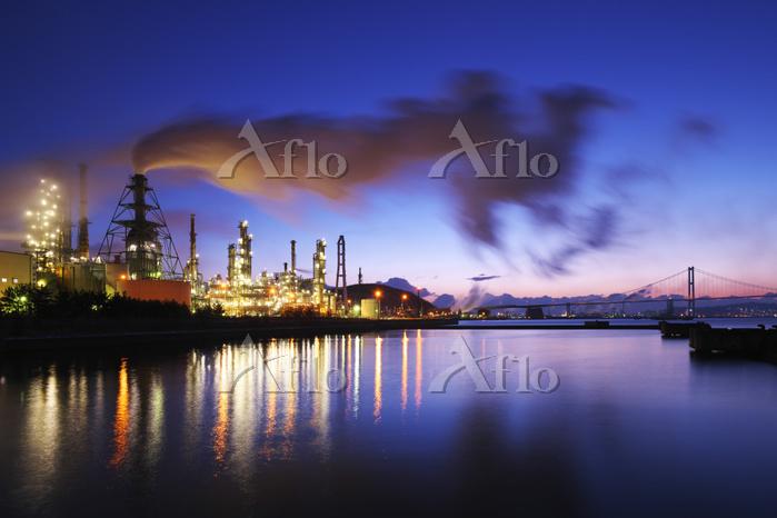 北海道 JXTGエネルギーの朝