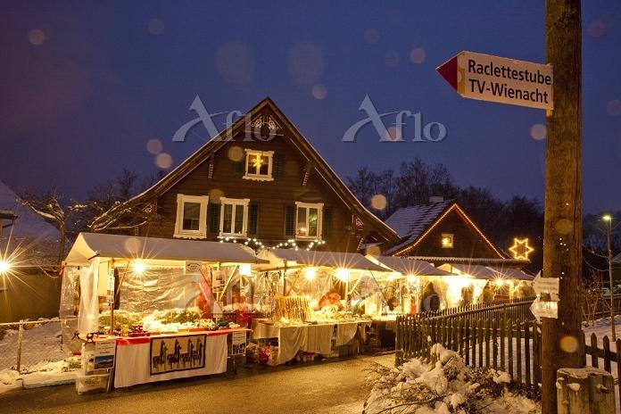 スイス クリスマスマーケット