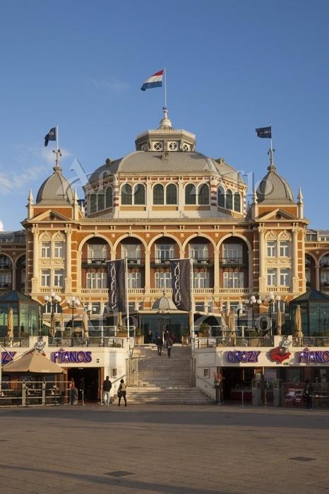 Spa hotel, promenade, Scheveni・・・