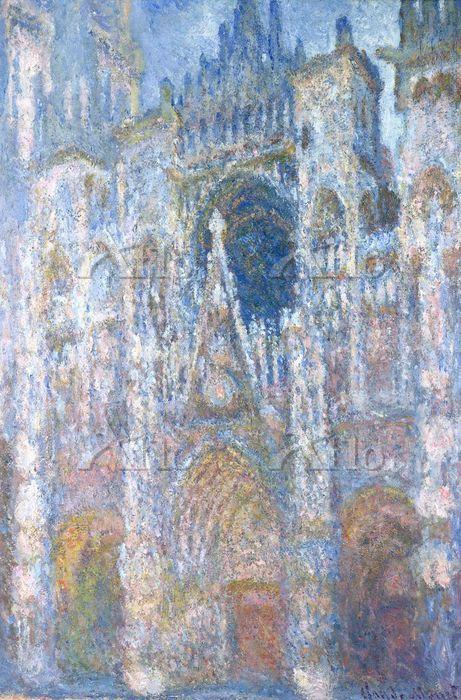 クロード・モネ 「ルーアン大聖堂」