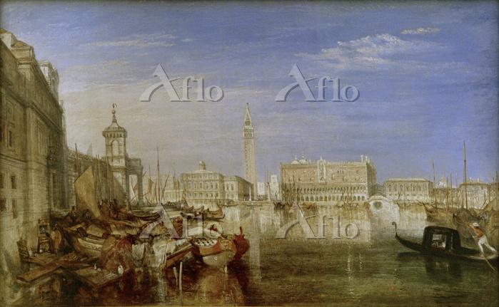 ターナー「ヴェネツィアを描くカナレット」