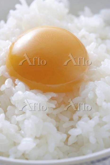 卵掛けご飯