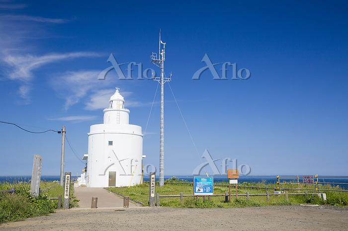 北海道 根室市 納沙布岬灯台