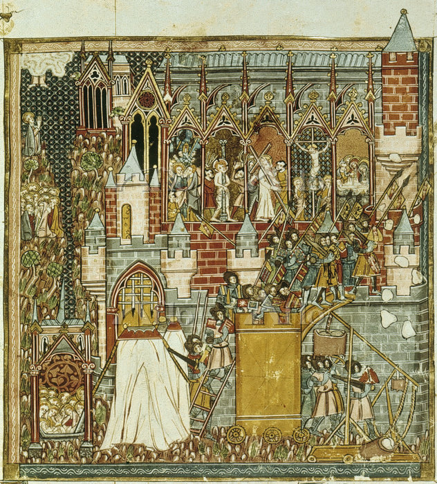 エルサレム攻囲戦(1099年)