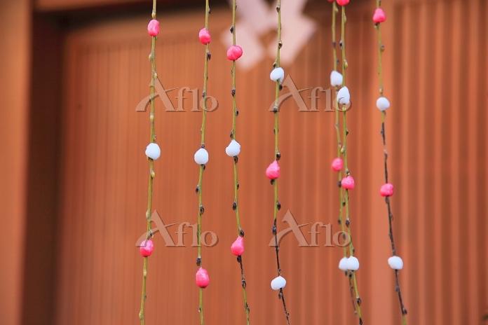 京都府 正月飾り