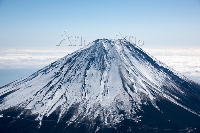 山梨県 富士山