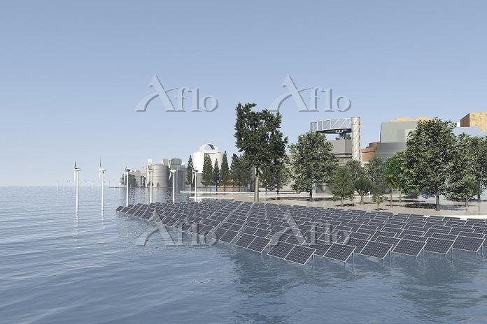 再生可能エネルギー ビジネスの街