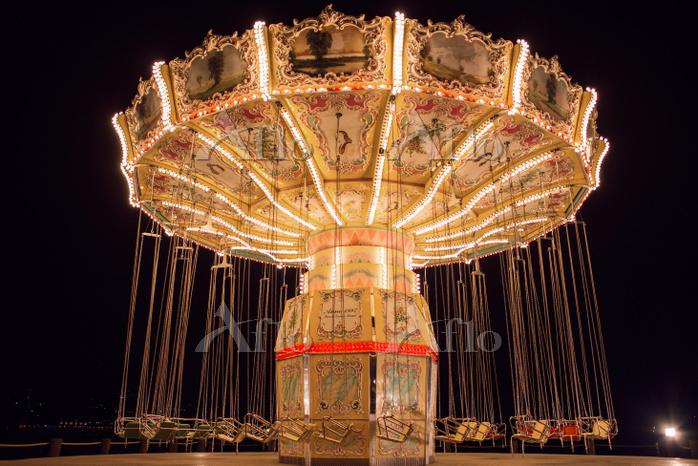 Carousel Photo by Emma Grann
