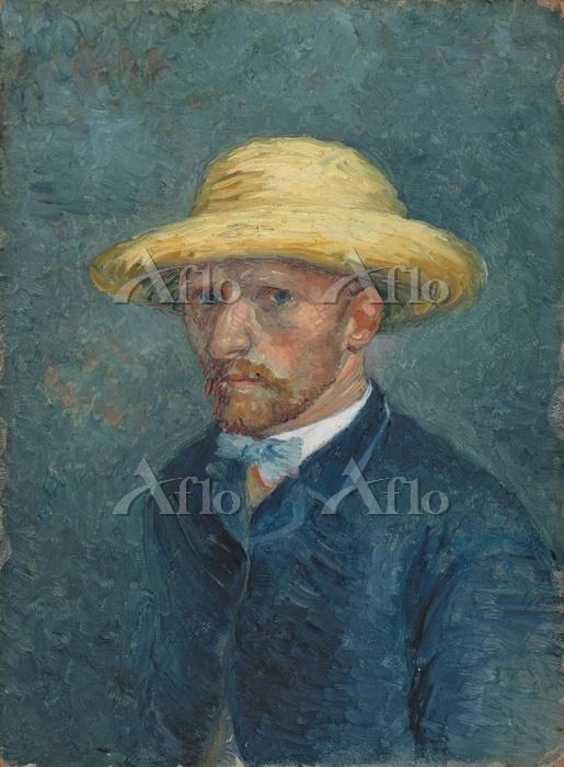 ゴッホ 「テオの肖像」