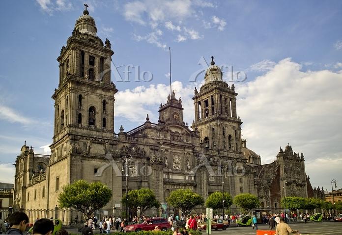メキシコ メキシコシティ メトロポリタン大聖堂