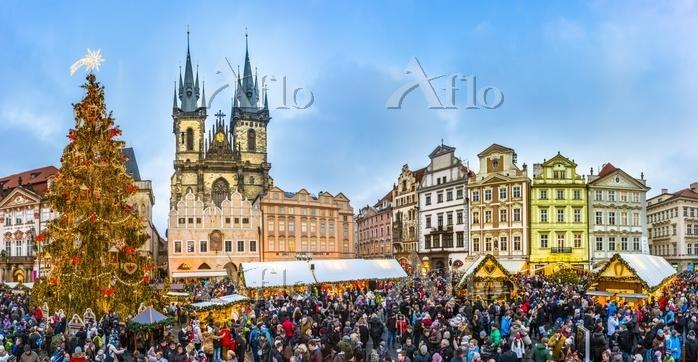 チェコ クリスマスマーケット