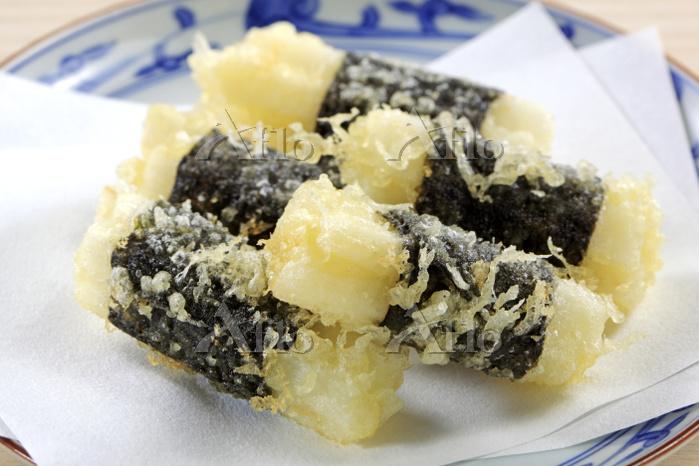 山芋の天ぷら