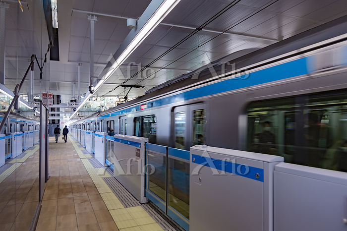 東京都高輪ゲートウェイ駅