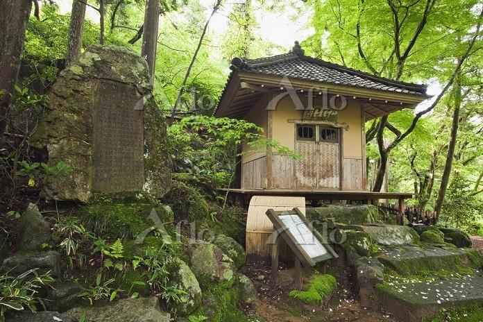 石川県 芭蕉堂