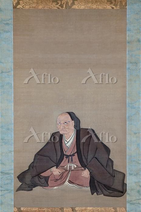 【日本の偉人】 黒田官兵衛の肖像