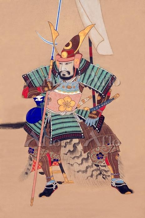 加藤清正の肖像