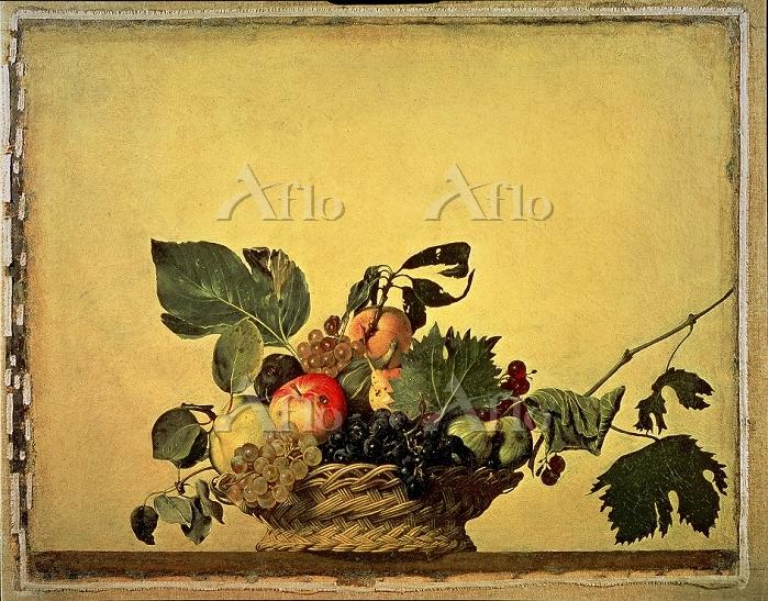 カラヴァッジョ 「果物籠 」