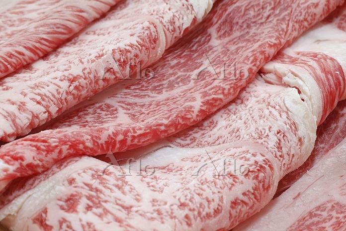 すき焼き用牛肉肩ロース