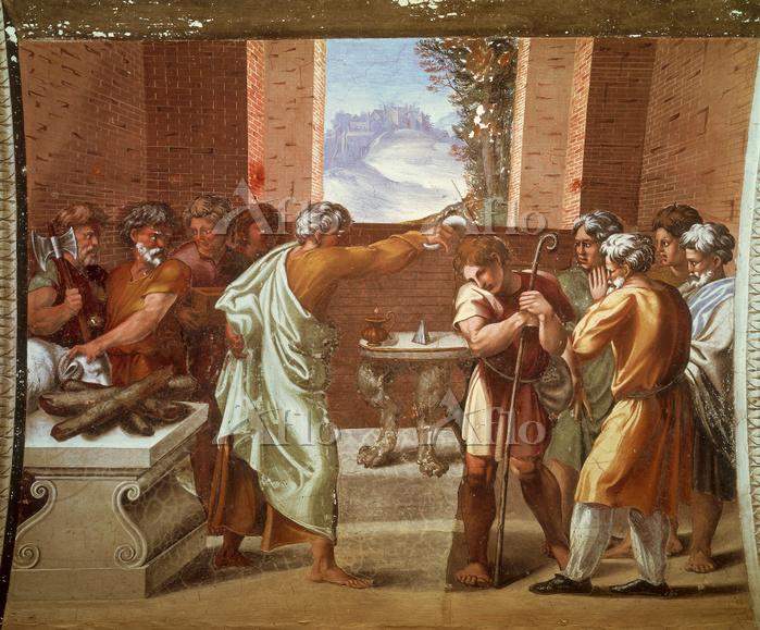 Raphael, originally Raphaello ・・・