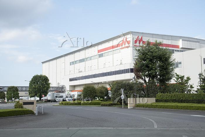 工場 森永 多摩 乳業 東京