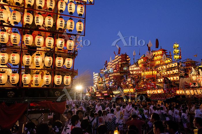大分県 日田祇園祭