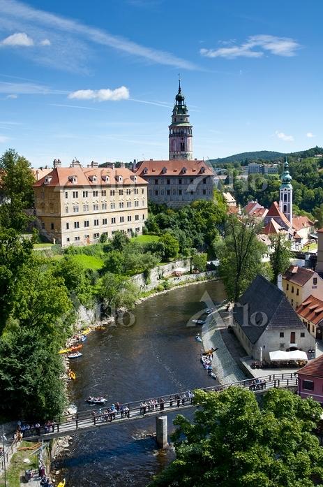 Czech Republic, Southern Bohem・・・