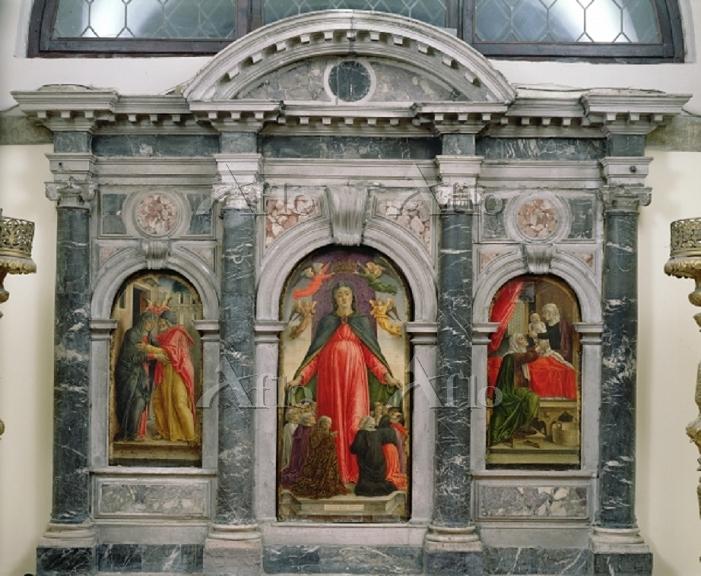 Artist: Vivarini, Bartolomeo (・・・