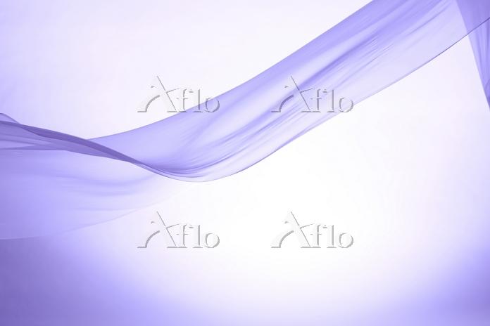 パープルの布