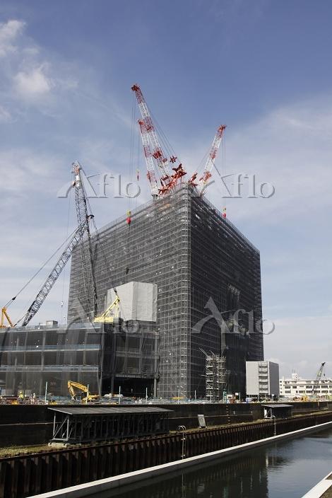 東京都 東京スカイツリー 2009.6.20