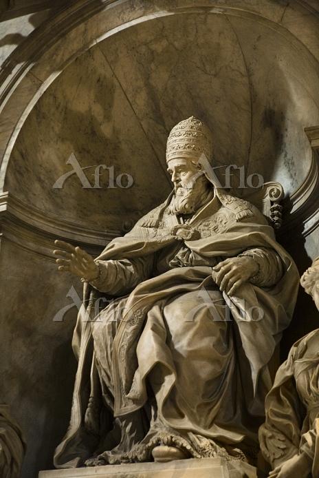 バチカン市国 サン・ピエトロ大聖堂 レオ11世