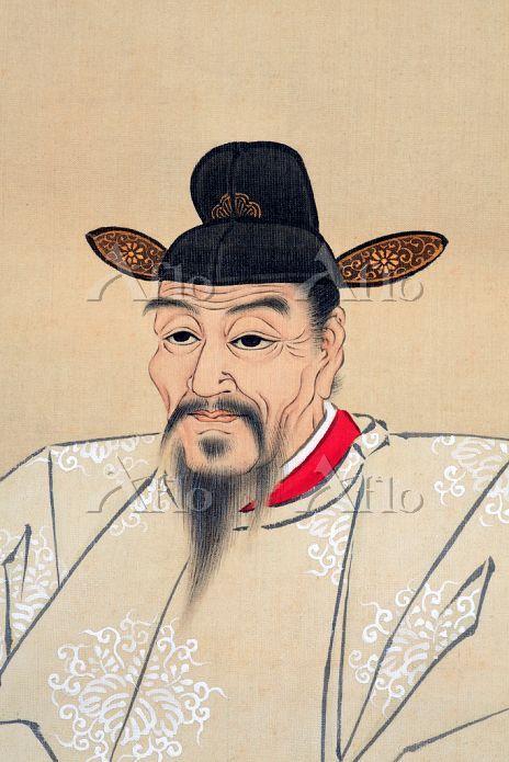 豊臣秀吉の肖像