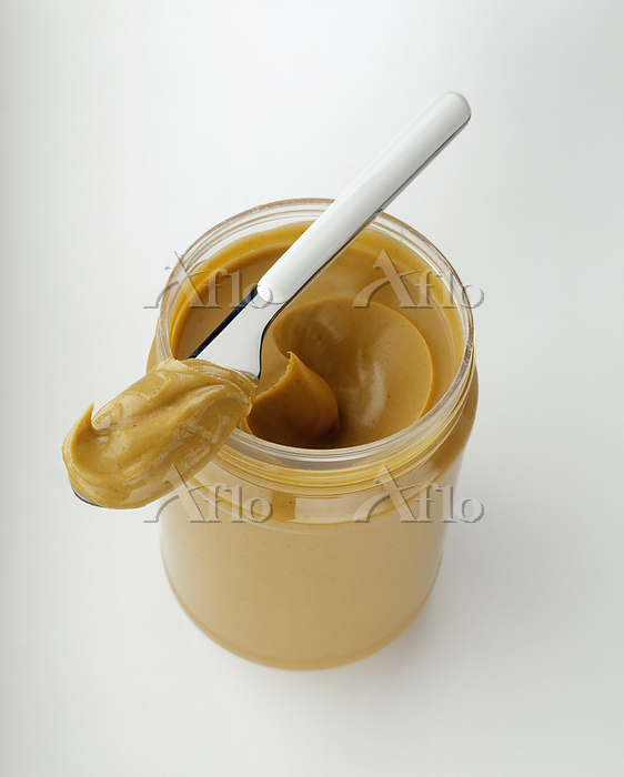 A Jar of Peanut Butter with Sp・・・