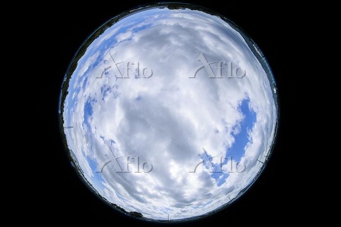 雲量8~9