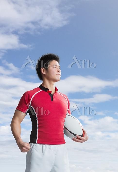 ラグビー選手