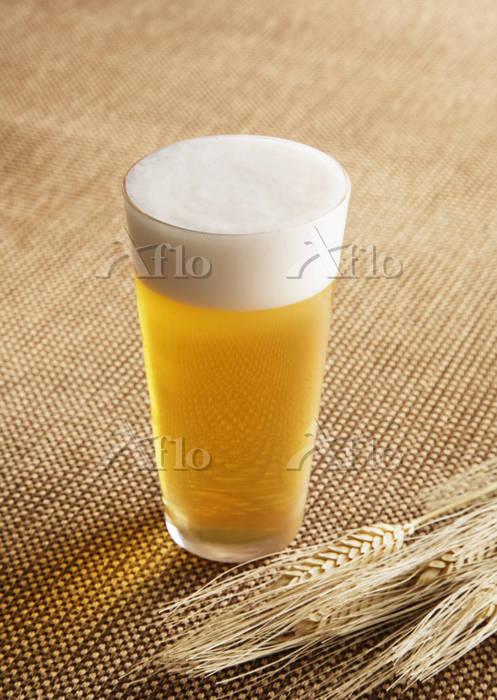 ビールと麦