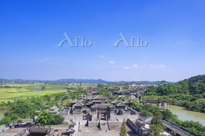 中国 湖北省 赤壁古戦場